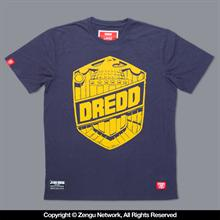 "Scramble ""Dredd Badge"" Shirt"